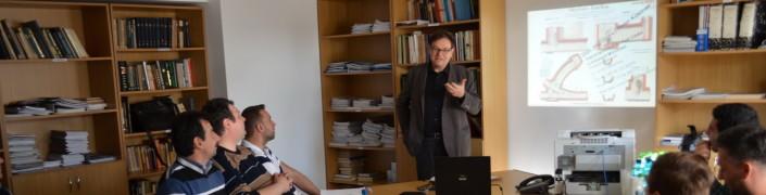 PROGRAMA SEMINARII AQUADEMICA  pentru perioada OCTOMBRIE-DECEMBRIE